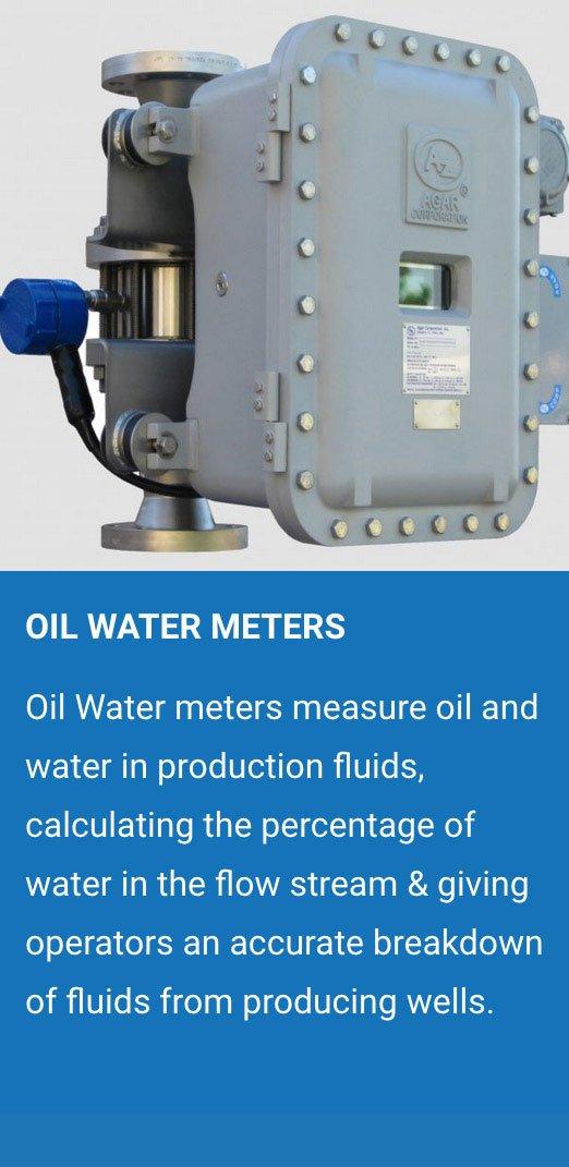 Oil Water Meters