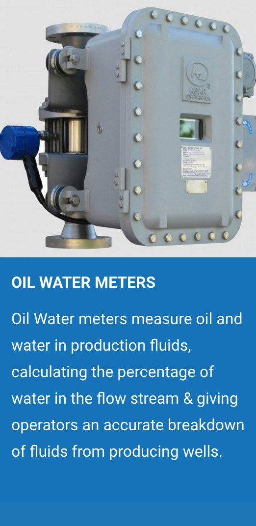 Oil Water Meters